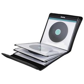 Hama pouzdro na 12 gramofonových desek (vinyl/LP), èerné