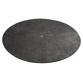 Hama podložka pod gramofonovou desku (vinyl/LP), 28,8 cm, uhlíkové vlákno