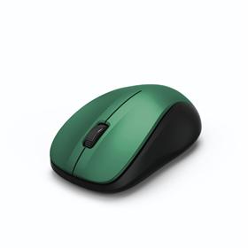 Hama bezdrátová optická myš MW 300, tichá, modrozelená