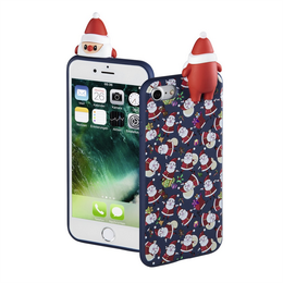 Hama Santa Claus, kryt pro Apple iPhone 6/6s/7/8