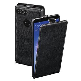 Hama Smart Case Flap Case for Huawei P smart, black