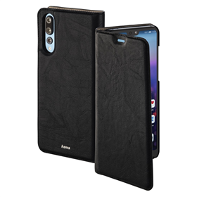 Hama Guard Case Booklet for Huawei P20 Pro, black