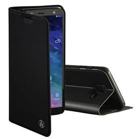 Hama Slim Pro Booklet for Samsung Galaxy A6 (2018), black