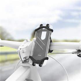 Hama držák mobilu na jízdní kolo, pro zaøízení s šíøkou 6-8 cm a výškou 13-15 cm