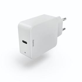 Hama rychlá USB nabíjeèka, USB-C, Quick Charge 3.0 / Power Delivery, 18 W, bílá