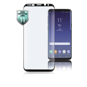 Hama 3D Full-Screen Protective Glass for Samsung Galaxy Note 9, black