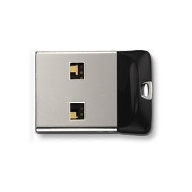 SanDisk Cruzer Fit USB Flash Drive 16 GB - zvìtšit obrázek