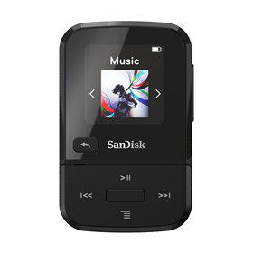 SanDisk MP3 Clip Sport GO 16 GB èerná