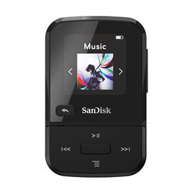 SanDisk MP3 Clip Sport GO 32 GB èerná