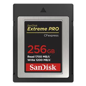 SanDisk CF Express Extreme Pro 256 GB