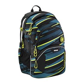 Školní batoh coocazoo JobJobber2, Wild Stripe
