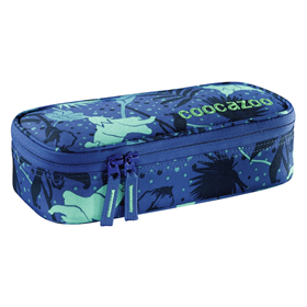 Penál coocazoo PencilDenzel, Tropical Blue