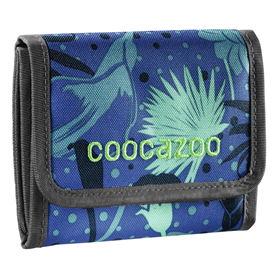 Penìženka CoocaZoo CashDash, Tropical Blue