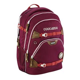 Školní batoh coocazoo ScaleRale, MixedMelange Bold Berry