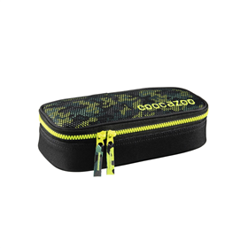 Penál coocazoo PencilDenzel k ruksaku e-ScaleRale, Black