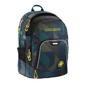 Školní batoh coocazoo RayDay, POLYGON BRICKS