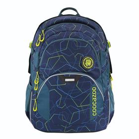 Školní batoh coocazoo JobJobber2, Laserbeam Blue