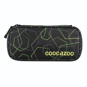 Penál coocazoo PencilDenzel, Laserbeam Black