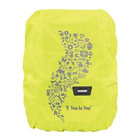 Pláštìnka pro školní aktovku nebo batoh, žlutá
