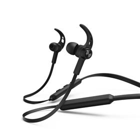 Hama Bluetooth špuntová sluchátka Connect Neck, èerná
