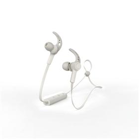 Hama Bluetooth špuntová sluchátka Connect, krémovì bílá