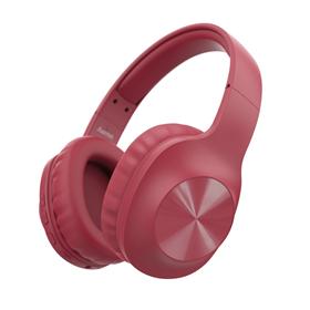 Hama Bluetooth sluchátka Calypso, uzavøená, èervená