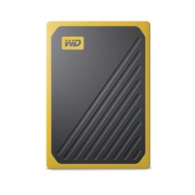 My Passport Go SSD, USB 3.0, 1T èerná/žlutá