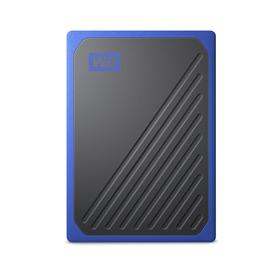 My Passport Go SSD, USB 3.0, 1T èerná/modrá