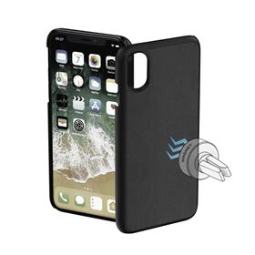 Hama Magnet, kryt pro Apple iPhone X/Xs, èerný