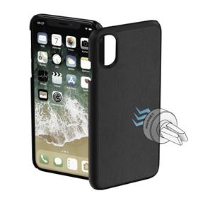 Hama Magnet, kryt pro Apple iPhone Xs Max, èerný