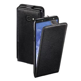 Hama Smart Case Flap Case for Samsung Galaxy J4 , black