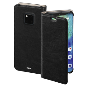 Hama Guard Case Booklet for Huawei Mate 20 Pro, black