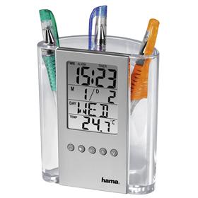 Hama LCD teplomìr se stojánkem na tužky