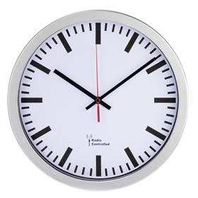 Hama Station nástìnné hodiny, øízené rádiovým signálem