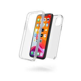 Hama 360 ° ochranný kryt pro Apple iPhone 11, 2-dílný, prùhledný