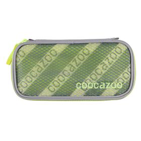 Penál coocazoo PencilDenzel, MeshFlash Neongreen