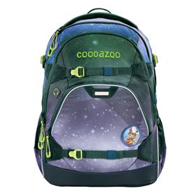 Školní batoh coocazoo ScaleRale, OceanEmotion Galaxy Blue, AGR  BONUS ZDRAVÁ LAHEV za 1,- Kè