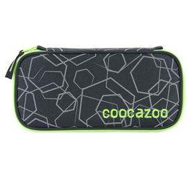 Penál coocazoo PencilDenze, Solar-Green