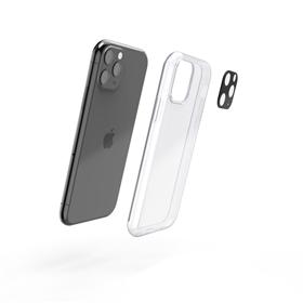 Hama Protection, set krytu a ochranného skla fotoaparátu, pro Apple iPhone 11 Pro
