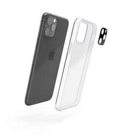 Hama Protection, set krytu a ochranného skla fotoaparátu, pro Apple iPhone 11 Pro Max