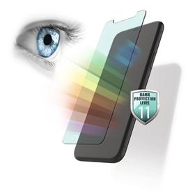 Hama Anti-Bluelight, sklo na displej pro Apple iPhone XR/11, s filtrací modrého svìtla z displeje