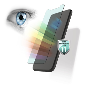 Hama Anti-Bluelight, sklo na displej pro Samsung Galaxy A71, s filtrací modrého svìtla z displeje