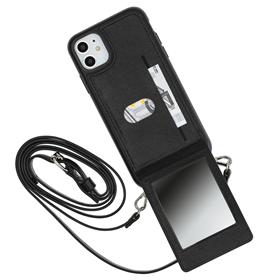 Hama Mirror, cross-body kryt s popruhem a zrcátkem, pro Apple iPhone 11