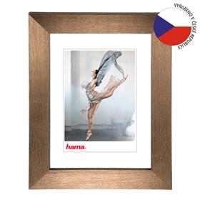 Hama rámeèek plastový PARIS, mìdìná, 21x29,7 cm
