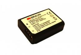 Braun fotoakumulátor Li-Ion 7,4V/800mAh (B193), typ Canon LP-E10