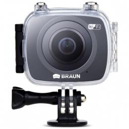 Braun panoramatická videokamera Champion 360, WiFi, s vodotìsným pouzdrem