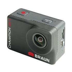 Braun outdoorová videokamera Champion 4K II, WiFi, s vodotìsným pouzdrem