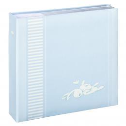 Hama album memo LASSE 10x15/200, modrá, popisové pole