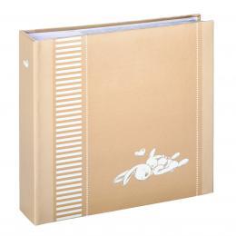 Hama album memo LASSE 10x15/200, béžová, popisové pole
