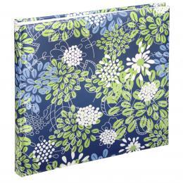 Hama album klasické FIORETTO 25x25 cm, 50 stran, modré